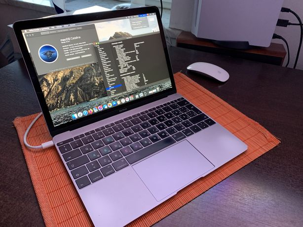 Macbook 12 512 SSD early2015