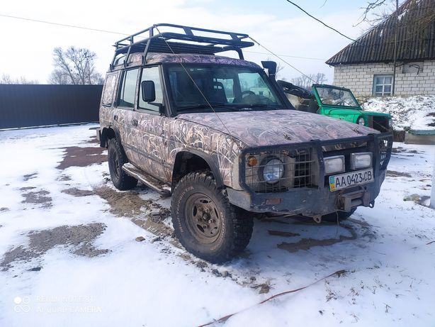 Land Rover Discovery 1 2.5tdi