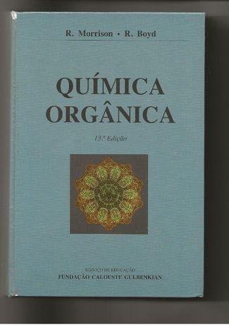 Livro de Química Orgânica