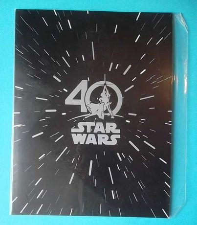 Star Wars 40 Anos (selos)