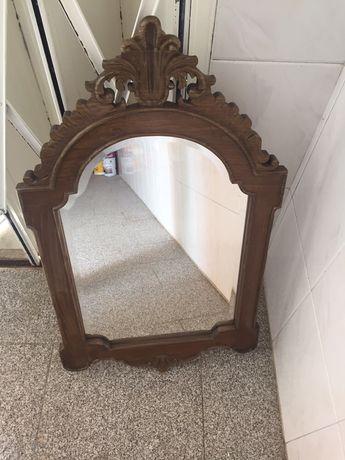 Espelho Madeira