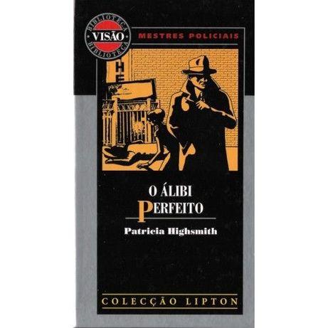 O Alibi Perfeito da Colecção Lipton de Patricia Highsmith