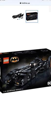 Блоковий конструктор LEGO 1989 Batmobile (76139)
