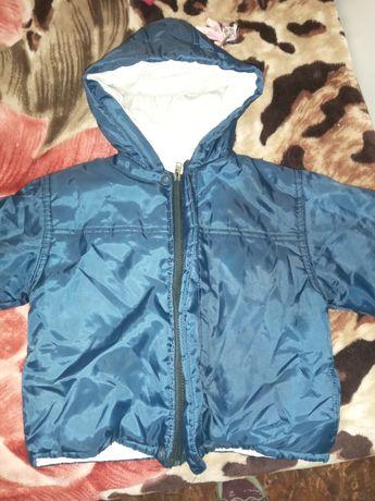 куртка для хлопчика і дівчинки