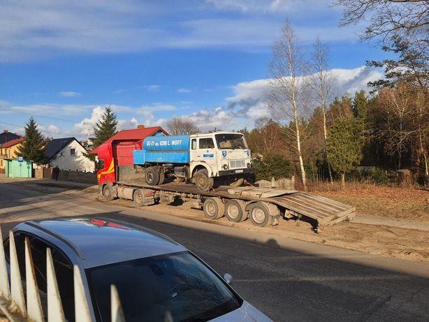 Skup jelcz star tatra kamaz liaz inne pojazdy stan jazdy typ 1200 tona