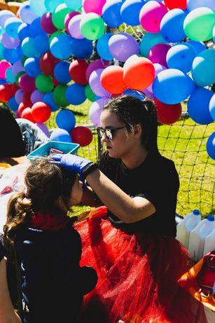 Izuu - Animatorka na urodziny, komunię, wesele, dzień dziecka