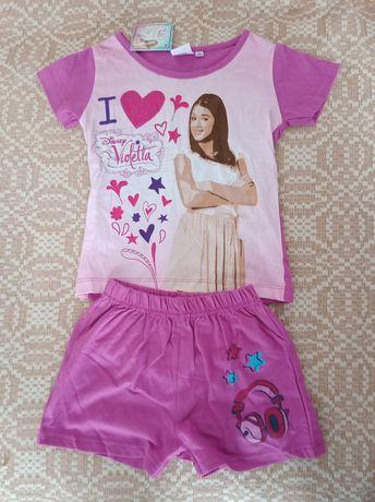 Piżamka dziewczęca Disney Violetta 116