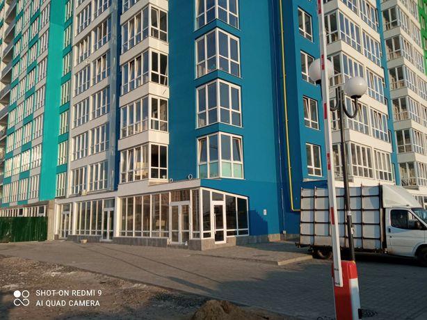 1 комнатная 35 метров ЖК Акварель 2  Дом Сдан