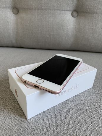 Apple iphone 6s 16gb rose gold rozowy zloty