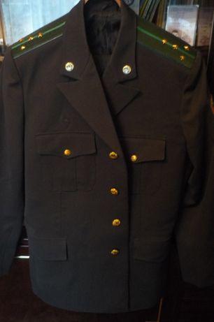 Форма офицерская китель и брюки .
