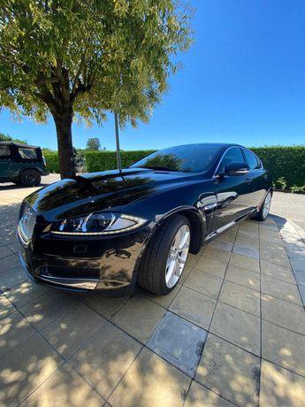 Jaguar XF 2.2d Luxury