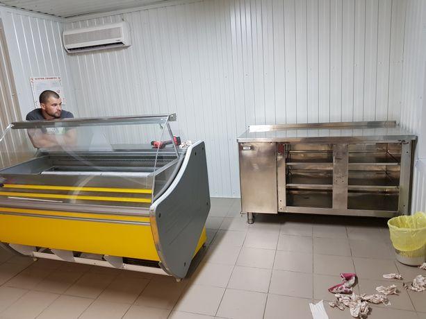 Морозильная витрина для мороженного(СРОЧНО)