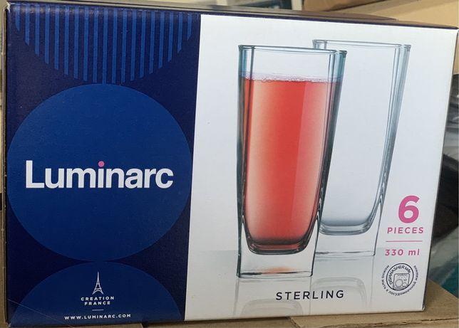 szklanki 330mln 6sztuk Luminarc