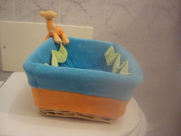 caixa para arrumação para bébé da TUC TUC