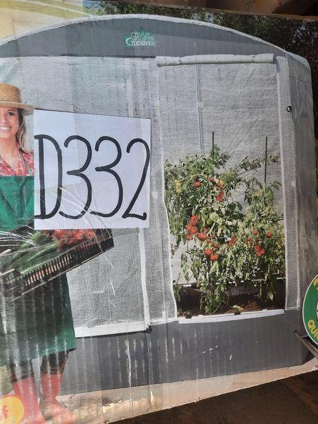 Mini szklarnia szklarenka bio green