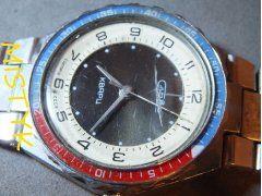 zegarek sława pepsi kwarc
