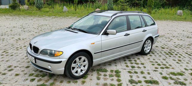 BMW E-46 2004r Sprowadzona Zarejestrowana Bogata wersja Stan Super.