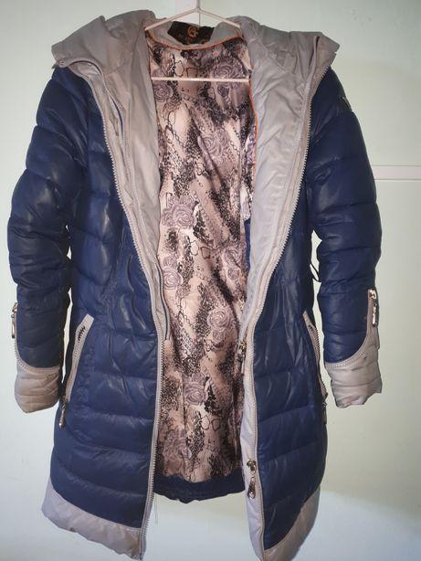 Куртка-пуховик женский academie