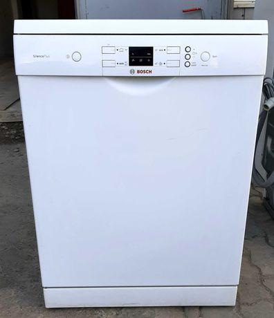 Посудомойка 60 см Бош Bosch SMS85M22DE А++ 13 мест 10 л 46дБ белая б/у