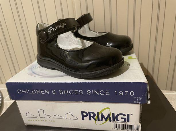Туфельки для девочки, фирма  Primigi