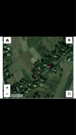 Продам земельну ділянку та будинок