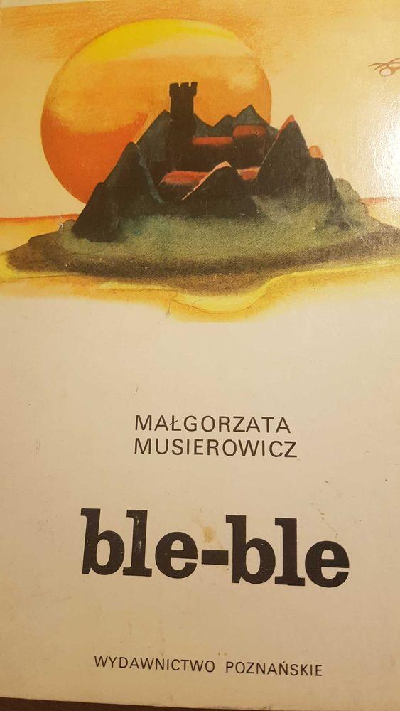 Ble-ble Małgorzata Musierowicz  super dzieci Legnica - image 1