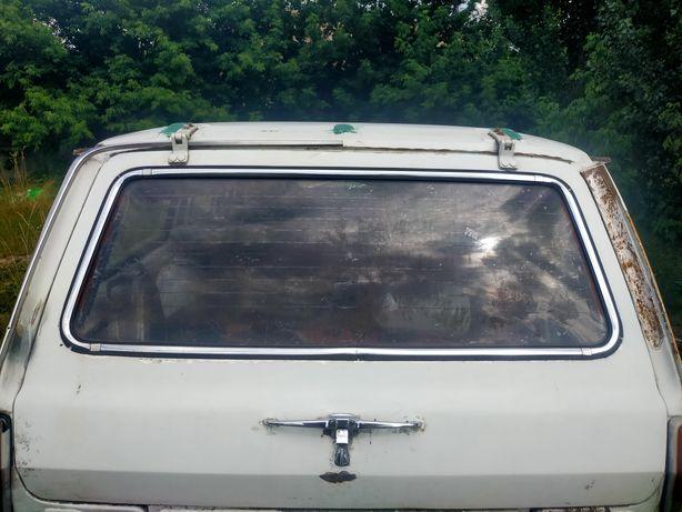 Продам  крышку багажника на газ 24 универсал в хорошем состоянии