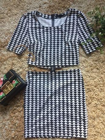 Платье обманка 38 р