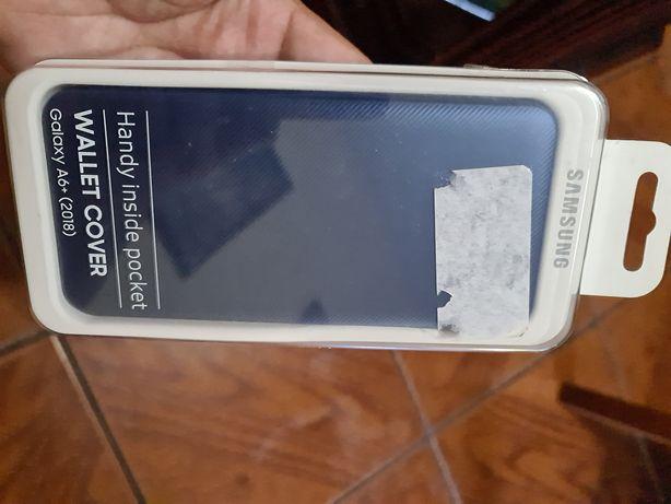 Capa original Samsung A6+ 2018