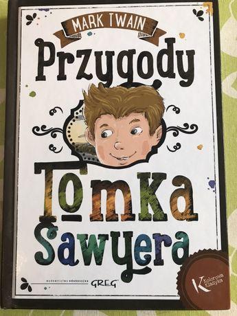 Lektura Przygody Tomka Sawyera