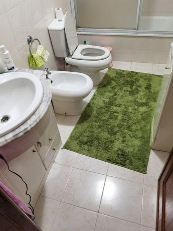 Casa de banho usada