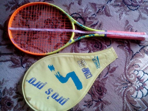 Ракетка для большого тенниса COMP 95 Junior pro's pro