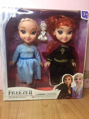 Набор кукол Эльза и Анна. Холодное сердце