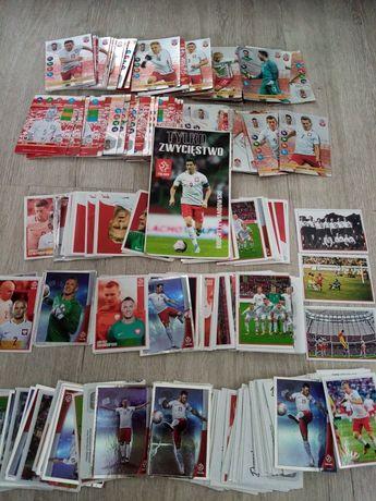Karty i naklejki piłkarskie