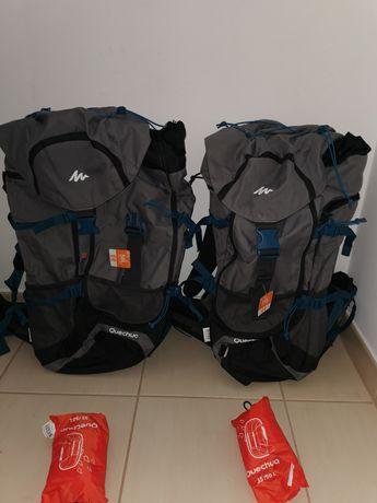 2 Mochilas trekking 50L