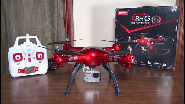 Dron Syma X8HG z kamerą 8 Mpix.