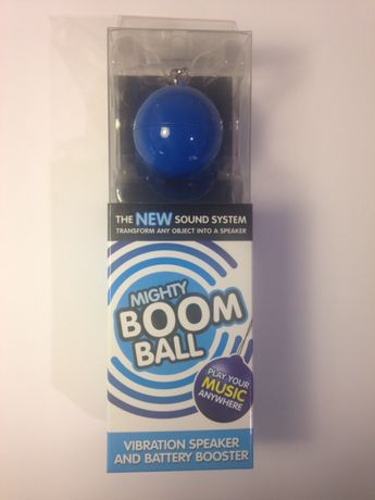 Mighty Boom Ball