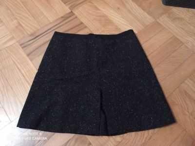 Czarna spódnica H&M