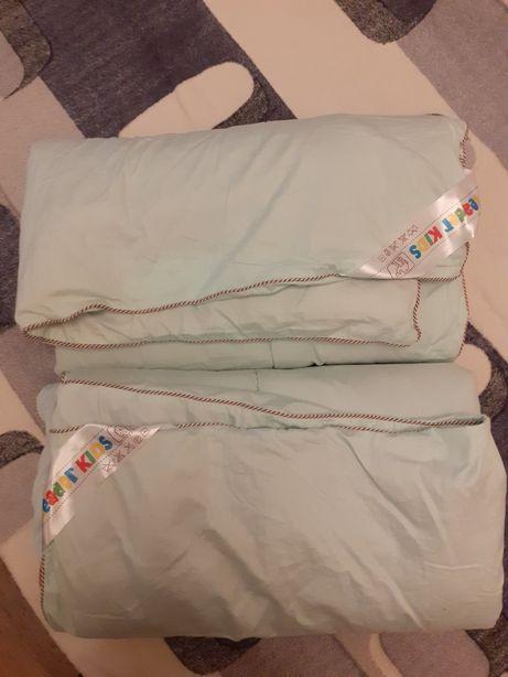 Два детских одеяла  для двойни,близнецов