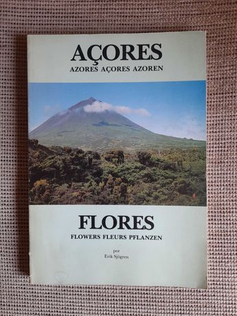 Açores Flores - Erik Sjögren / Portes Grátis