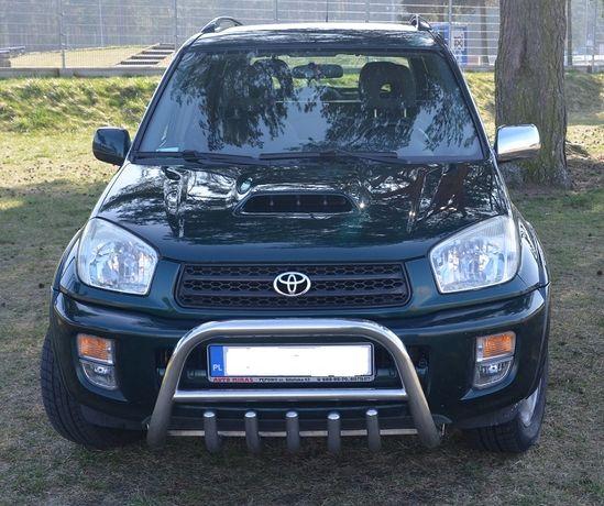 Toyota Rav 4 2.0 d 4x4 Bruhy
