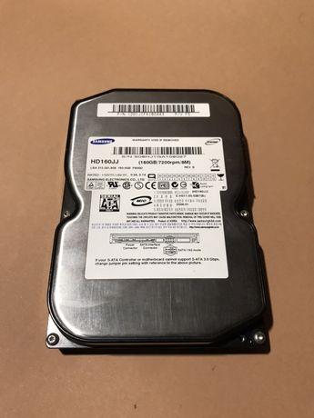 Жесткий диск Samsung 160GB 7200rpm 8MB HD160JJ SATA-II Винчестер на ПК