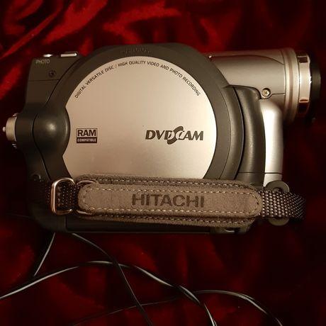 Kamera zoom HITACHI QL31211 DVD SD kamerka mała cyfrowa optical