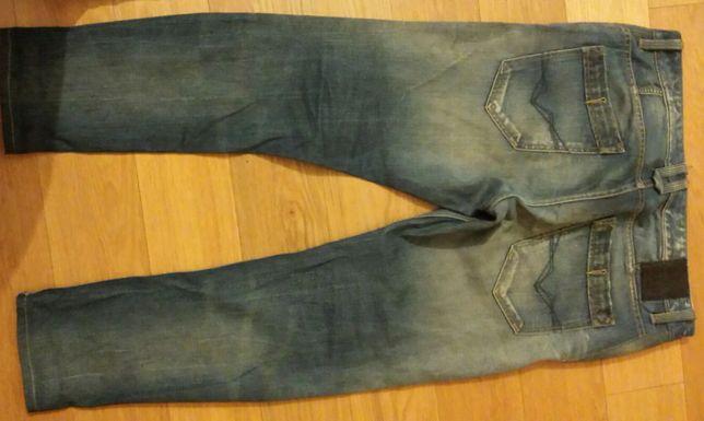 Calças replay, tommy e ralf lauren originais e camisola