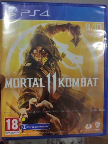 Mortal Kombat 11 ps4 dá ps5 novo selado