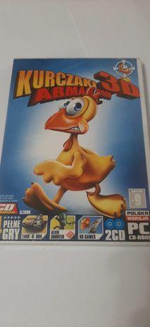 Kurczaki armagedon 3d gra pc