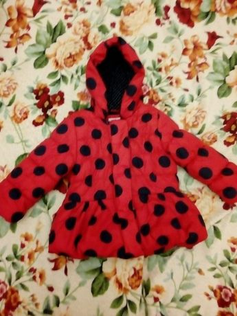 Курточка для маленькой модницы!