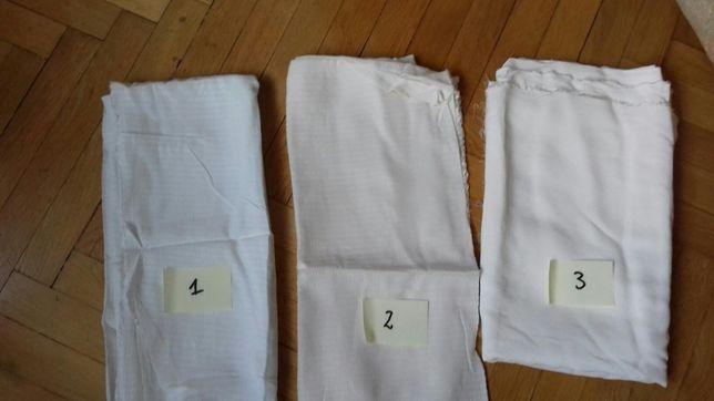Tkanina - kupon na bluzke/sukienke 3 szt.