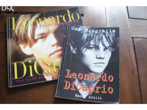 Livros Leonardo Di Caprio
