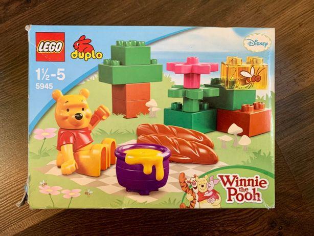 Lego Duplo Winnie The Pooh Kubuś Puchatek 1 1/2-5 5945